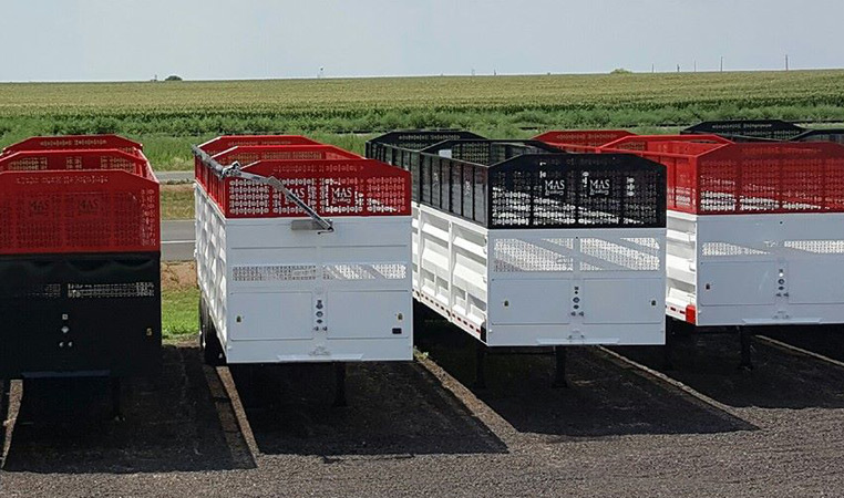 MAS Trailers – Trailer Sales in Dalhart, TX